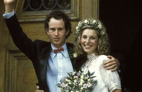 Williams Tatum Oneal In My In Theaters Today by Tatum O Neal And Mcenroe At Their Wedding In 1986