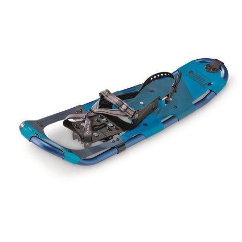 tubbs xplore snowshoes 618735 snowshoes at sportsman s