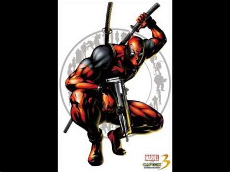 psp themes deadpool marvel marvel vs capcom 3 fate of two worlds deadpool s theme