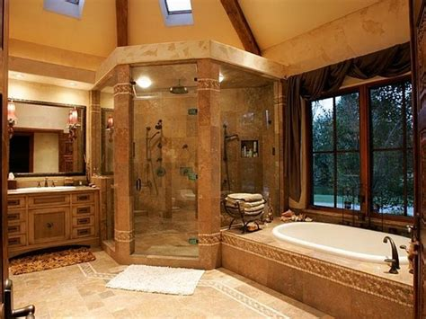 corner shower heavenly homes