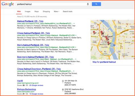 Find On Yelp The Power Of Yelp Shows On Local Search And Mobile Click