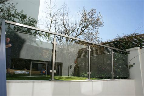 Tempered Glass Balcony tempered glass balcony stainless steel railing design buy balcony stainless steel railing