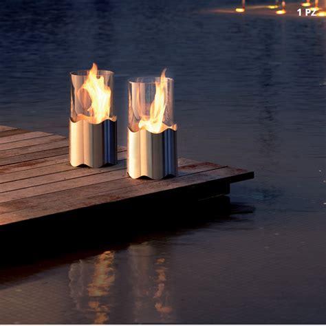 caminetto bioetanolo da tavolo caminetto a bioetanolo da tavolo in acciaio inox e vetro