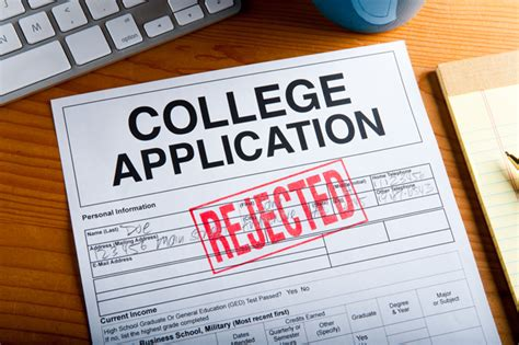 College Admission Appeal Exle A College Rejection Letter Doesn T My Isn T Awesome Unigo
