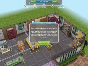 woodworking adults  sims freeplay