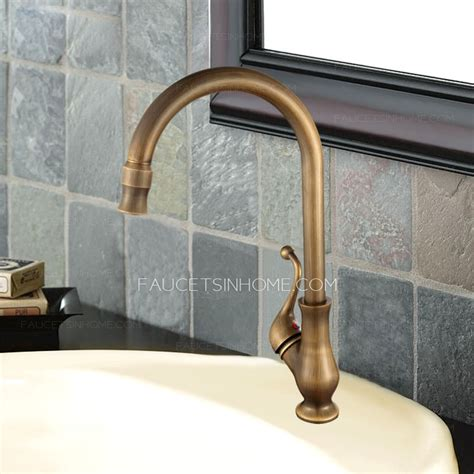 vintage style bathroom sinks antique style bathroom faucets brass brown faucet