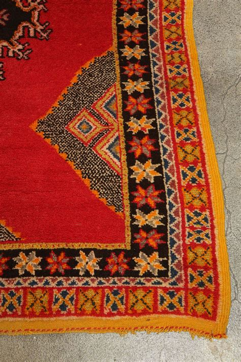 Vintage Moroccan Tribal Rug For Sale At 1stdibs Tribal Rugs