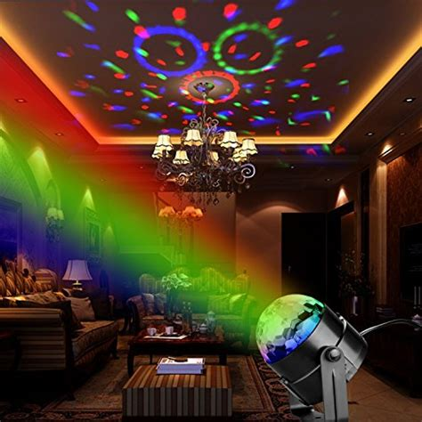 strobe light dance party coidea disco ball strobe light party lights disco lights
