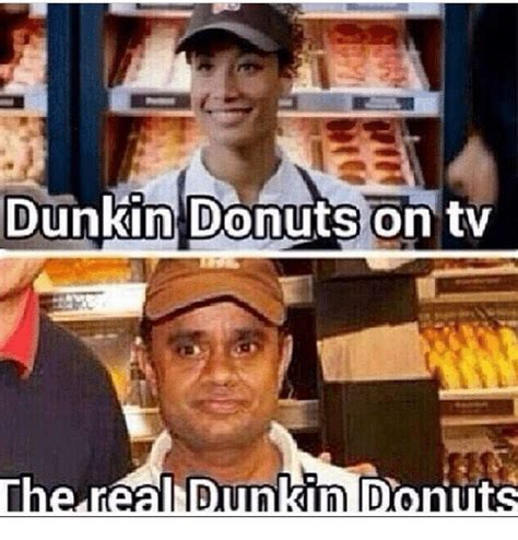 Funny Donut Meme - dunkin donuts on tv dunkin don donuts meme on sizzle