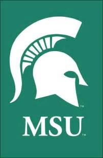 msu colors michigan state spartan logo clip clipart best