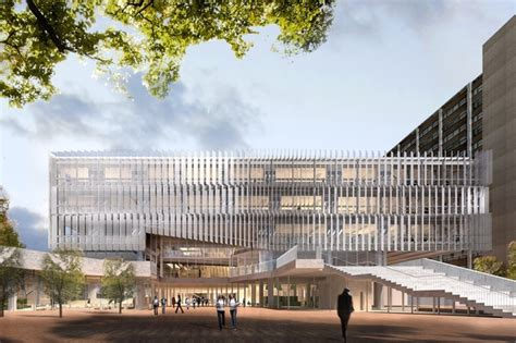 Key Concepts Home Design A New Building For The University Of Melbourne