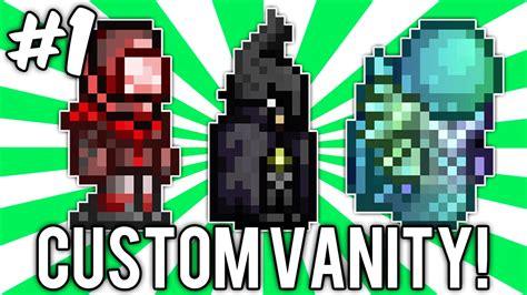 Vanity Items Terraria by Terraria Custom Vanity 1 Merslime Batman Mars Trooper Sets Demize