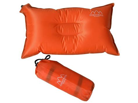 backpacking pillow self inflating cing pillow travel pillow for hiking
