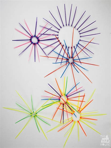 firework craft for 25 best ideas about fireworks on