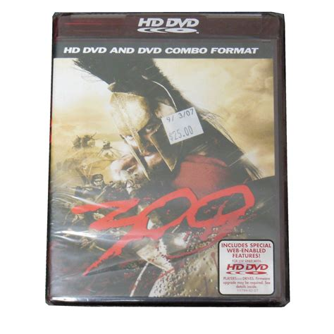 dvd format full hd 300 hd dvd dvd combo format new sealed