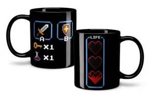 8 Bit Zelda Heat Changing Mug   Shut Up And Take My Money