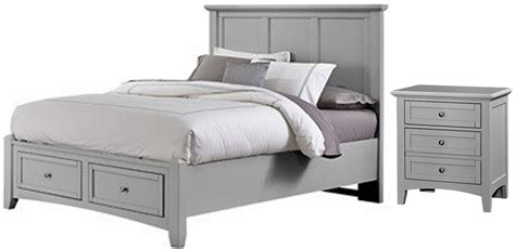 gray storage bed bonanza gray twin mansion storage bed bb26 338 033b 302 333t vaughan bassett