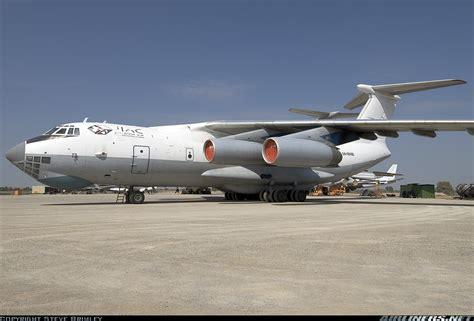 ilyushin il td jiac jordan international air cargo click airways international