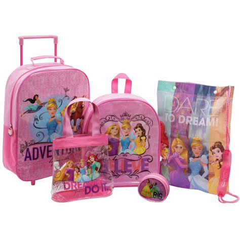 Set Disney Pony 4 5 luggage sets my pony