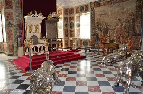 Castle Treasure Recliner by Treasure Gawking At Rosenborg Castle Denmark