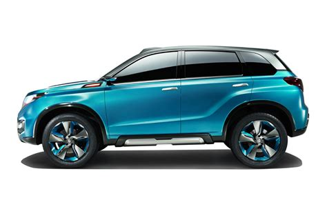 Suzuki New Suv Car New Suzuki Iv 4 Concept Suv Photo Gallery Car Gallery