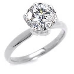 daimond ring two golden rings 2 carat ring