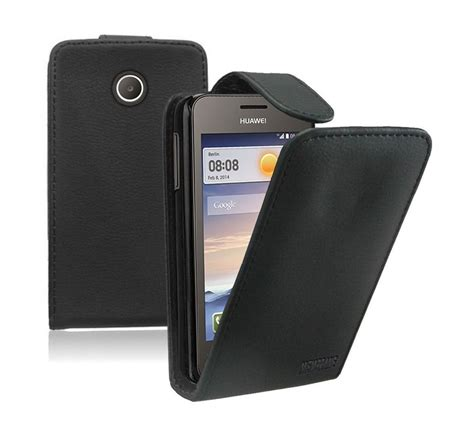 mobile phone cases and covers leather mobile phone accessories for huawei ascend y330
