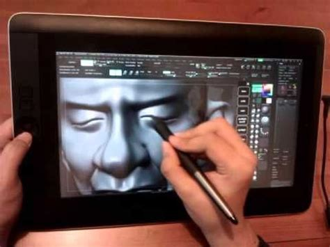 zbrush wacom tutorial 139 best images about zbrush tips and techniques on