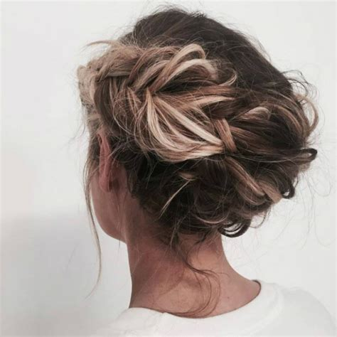 Wedding Hairdo With Braids by Inspiration For Braided Wedding Hairdos Weddingelation