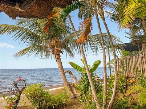 rent villa cahaya brbr pool beachfront  lovina bali