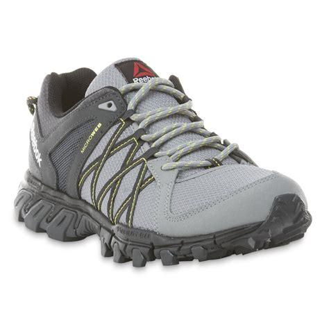 Handgrip Reebok reebok s trail grip gray trail running shoe shop your way shopping earn points
