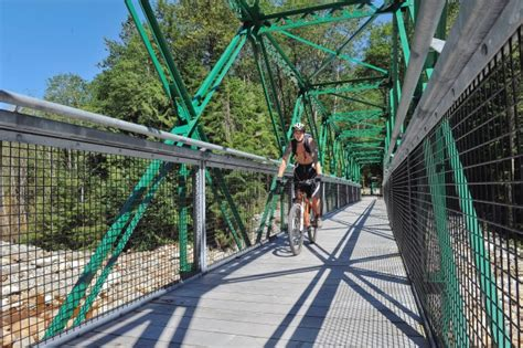 vancouver sun travel section 100 year old bridge completes popular hiking loop