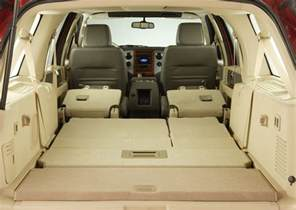 Ford Flex Cargo Space New Chevy Tahoe 2014 Pictures Auto Review Price