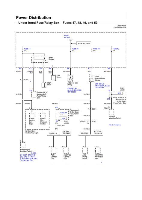 2006 Honda Odyssey Power Door Wiring Diagram Wiring Library