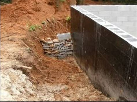 Walkout Basements how to build a walkout basement structure side supports