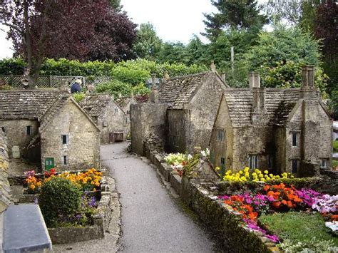 The Cottage Bourton On The Water by Take A Walk Along One Of The Canals Picture Of Bourton