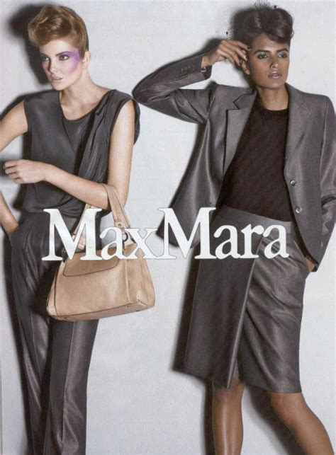 Donaldson Modelling For Max Maras 2008 Advertising Caign by Asian Models 1 1 09 2 1 09