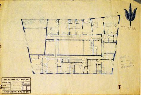Drawing Floorplans galeria de cl 225 ssicos da arquitetura villa planchart gio