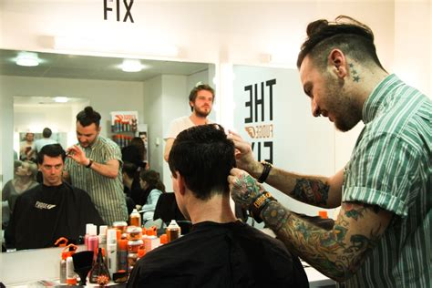 barber s the fudge fix barbers images covent garden london