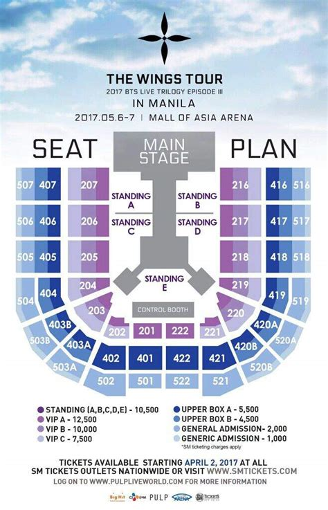 episode iii wings   manila ticket prices