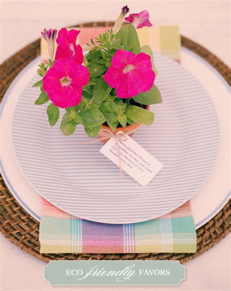simple do it yourself wedding favors do it yourself easy eco friendly place settings and favors