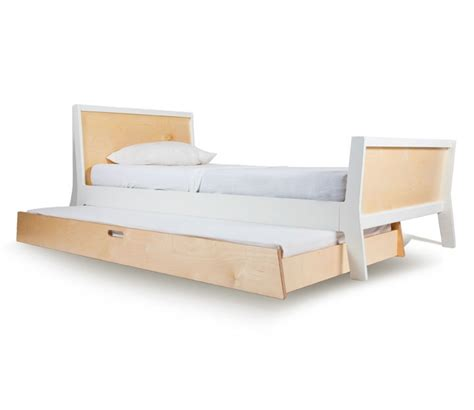 Truckle Bed Mattress by Oeuf Sparrow Collection Trundle With Optional