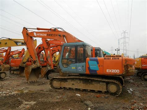 used hitachi ex200 1 excavator for sale 日立ex200 1 china