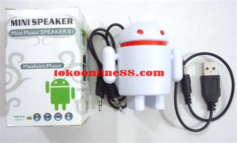 Speaker Mini Unik speaker unik lucu pemutar mp3 plus fm radio
