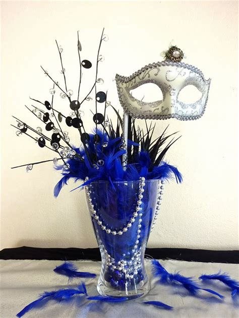 masquerade mask centerpiece ideas best 25 masquerade centerpieces ideas on