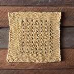 zickzack dishcloth pattern free knitting pattern downloads from knitpicks com