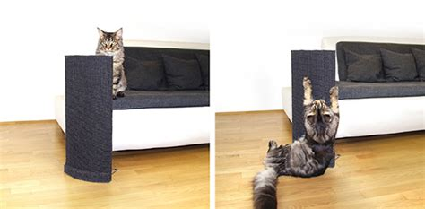 finally a modern sofa protecting corner cat scratcher