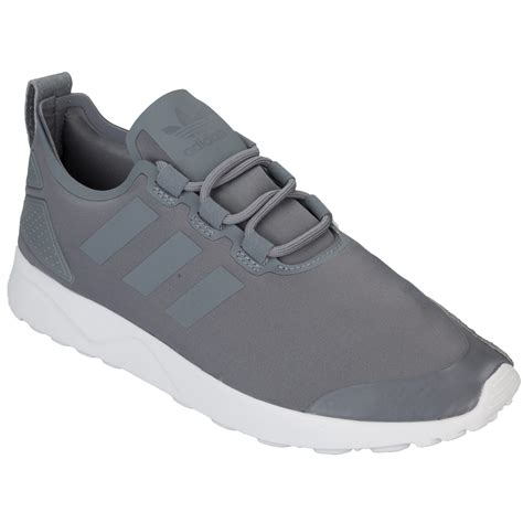 Adidas Cage Jersey White Original womens adidas originals zx flux adv verve trainers in grey
