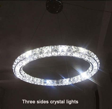 side illuminazione led ring l led lighting lustres three sides led lights