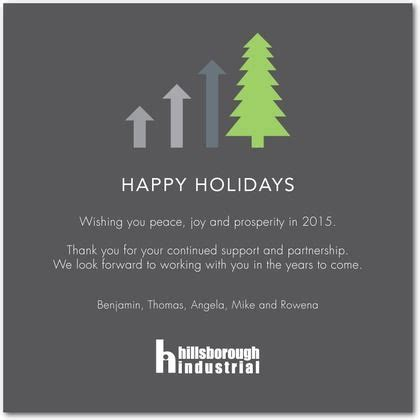 upward trend business holiday cards  charcoal magnolia press  images business